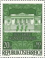 [The 80th Anniversary of the Vienna Künstlerhaus Building, Typ OZ]