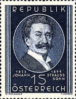 [The 50th Anniversary of the Death of Johann Strauss the Younger, Typ QG]