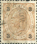 [Emperor Franz Josef I, 1830-1916 - Without Varnish Bars, type S7]