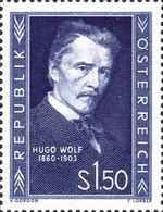 [The 50th Anniversary of the Death of Hugo Wolf, type ST]