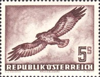 [Airmail - Birds, type SY]
