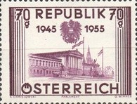 [The 10th Anniversary of the Restoration of Austrian Independence, Typ TY]