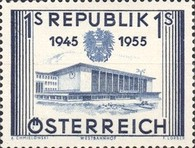 [The 10th Anniversary of the Restoration of Austrian Independence, Typ TZ]