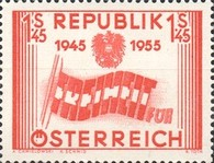 [The 10th Anniversary of the Restoration of Austrian Independence, Typ UA]