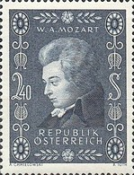 [The 200th Anniversary of the Birth of Wolfgang Amadeus Mozart, Typ UK]