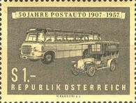 [The 50th Anniversary of the Austrian Post Bus System, Typ UU]