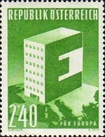 [EUROPA Stamps, Typ WB]