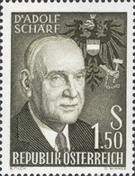 [The 70th Anniversary of Federal President Dr. Adolf, Typ XB]