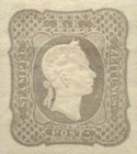 [Newspaper Stamp - Emperor Franz Josef I, 1830-1916, type XBC]