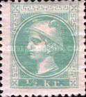 [Newspaper Stamp, type XBE]