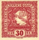 [Newspaper Stamps, Typ XBG4]