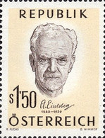 [100th Anniversary of Prof. Dr. Anton Eiselsberg, type XE]