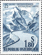 [The 25th Anniversary of the Opening of Großglockner Hochalpenstraße, Typ XH]