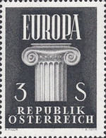 [EUROPA Stamps, type XI]