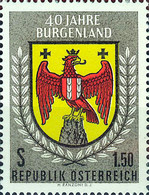 [The 40th Anniversary of Burgenland, Typ XZ]