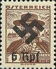 [Unissued - Stamps of 1934 Surcharged, Typ D2]