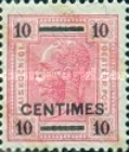 [Austrain Postage Stamps Surcharged, type A2]