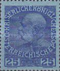[Emperor Franz Joseph - Coloured Paper, type H5]
