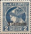 [Newspaper Stamps, type B]