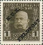 [Bosnia and Herzegovina Postage Stamps Overprinted