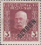 [Austro Hungarian Military Post Overprinted