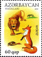 [EUROPA Stamps - Children's Books, type AAU]