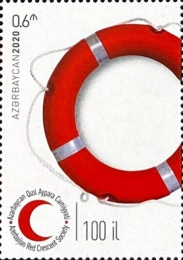 [The 100th Anniversary of Azerbaijani Red Crescent, Typ BDQ]