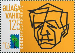 [The 125th Anniversary of the Birth of Aliagha Vahid, 1895-1965, type BEI]