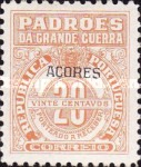 [Portoguese Postage Due Stamp Overprinted