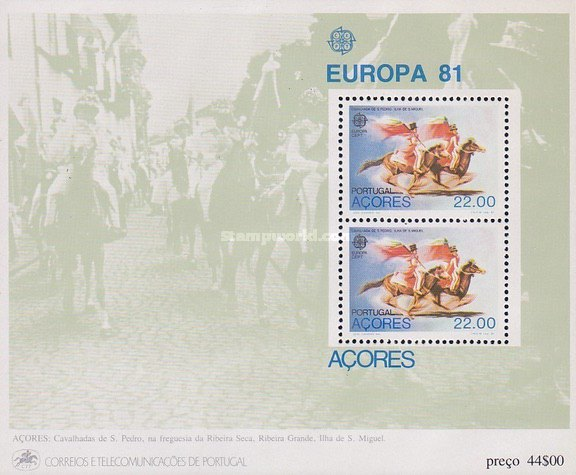 [EUROPA Stamps - Folklore, type ]