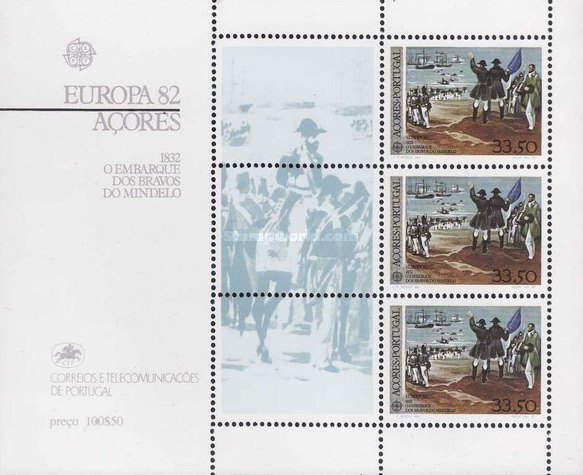 [EUROPA Stamps  - Historic Events, type ]