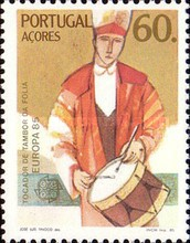 [EUROPA Stamps  - European Music Year, type ]