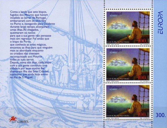 [EUROPA Stamps - Tales and Legends, type ]
