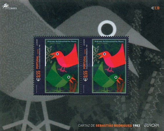 [EUROPA Stamps  - Poster Art, type ]