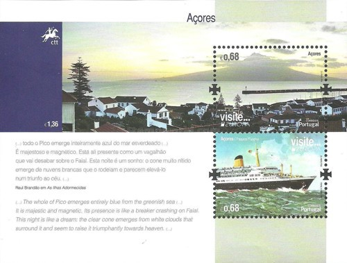[EUROPA Stamps - Visit Azores, type ]