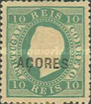 [King Luis I - Straight Value Box, type B2]