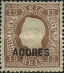 [King Luis I - Straight Value Box, type B3]