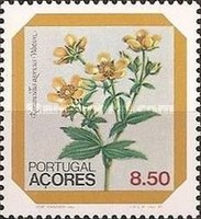[Definitive Issues - Flowers, type CA]