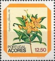 [Definitive Issues - Flowers, type CM]