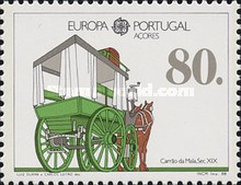 [EUROPA Stamps - Transportation and Communications, type DM]
