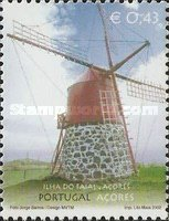 [Joint Issue with Belgium - Windmills - Ilha Do Faial, type HB]