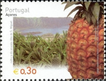 [The Heritage of the Azores - Pineapples, type HD]