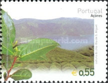 [The Heritage of the Azores - Pineapples, type HF]