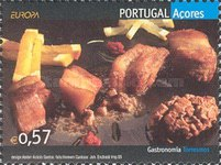 [EUROPA Stamps - Gastronomy, type HO]