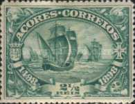 [The 400th Anniversary of the Discovery of the Sea Route to India - Vasco da Gama, type K]