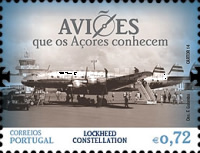 [The Aircraft known to the Azores Islands, type LA]