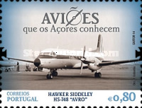 [The Aircraft known to the Azores Islands, type LB]
