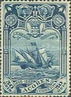 [The 400th Anniversary of the Discovery of the Sea Route to India - Vasco da Gama, type O]