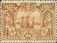 [The 400th Anniversary of the Discovery of the Sea Route to India - Vasco da Gama, type Q]