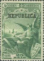 [No.88-95 Overprinted and/or Surcharged, type X]